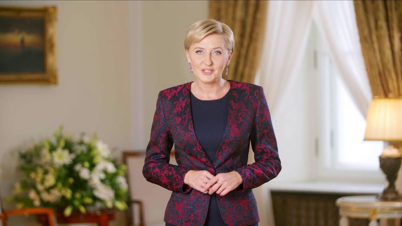 Pierwsza Dama zachęca do udziału w X Międzynarodowym Kiermaszu Dobroczynnym
