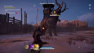 Assassin's Creed® Origins boss herwennefer