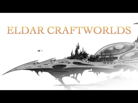 40 Facts and Lore of the Eldar Craftworlds Warhammer 40K