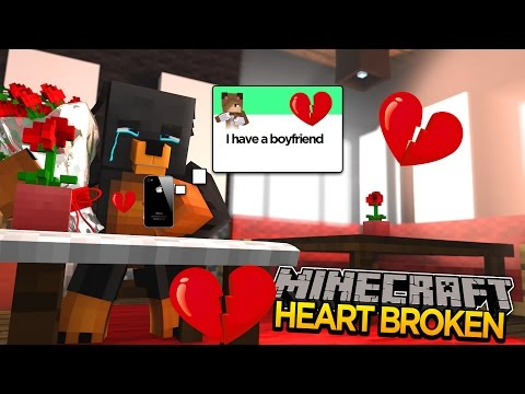 Minecraft - Donut the Dog Adventures -DONUTS HEART IS BROKEN :-(