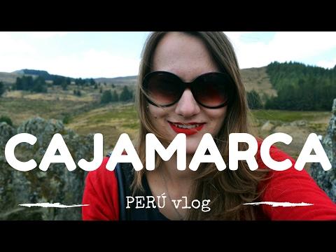 Cajamarca, vlog z Peru || Travel with Georgie