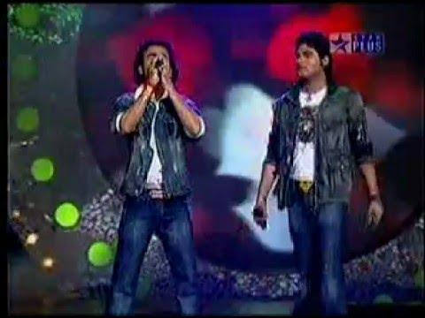 Mast kalandar |Harshit saxena| scintillating performance| voice of india