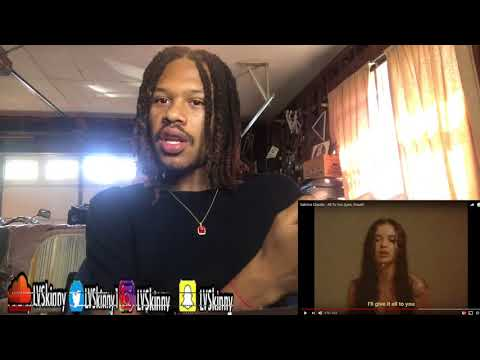 Sabrina Claudio - All To You(Reaction Video)