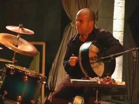 Bodhran Drum Solo - Abe Doron