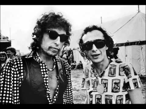 It's all over now baby blue - BAB DYLAN and VAN MORRISON