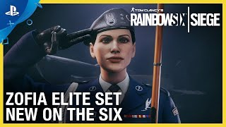 Rainbow Six Siege: Zofia Elite Set - New on the Six | PS4
