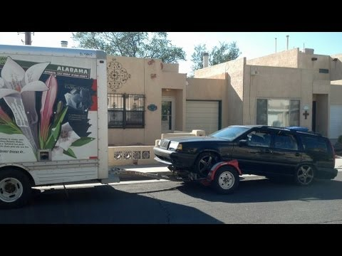 Can You Tow A Uhaul Trailer With A Rental Car