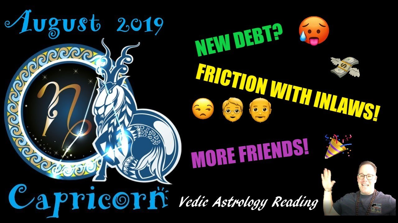 vedic astrology predictions for capricorn