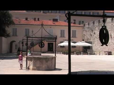 Zadar In Your Pocket - Five Wells Square (Trg 5 bunara)