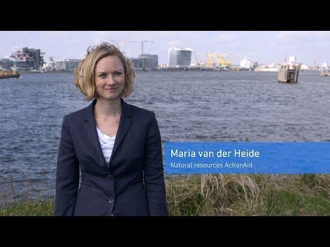 Interview mit Edwin Kotylak (Uniper) und Maria van der Heide (ActionAid)
