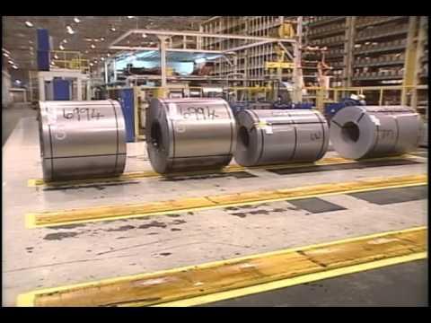 Chrysler Twinsburg, Ohio Stamping Plant 2004