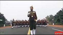 Indian army march 2017 -seven nation army version