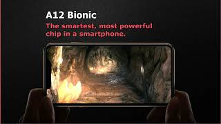A12 bionic chip in detail