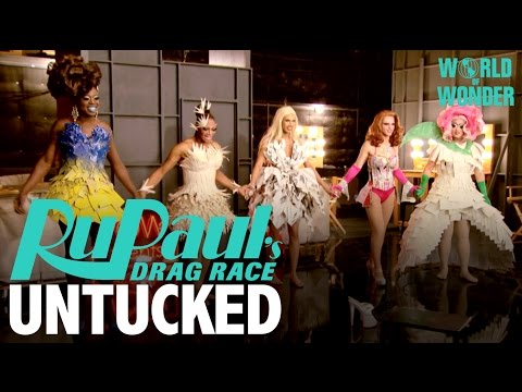 "Untucked: RuPaul's Drag Race Season 8 - Episode 8 ""RuPaul Book Ball"""