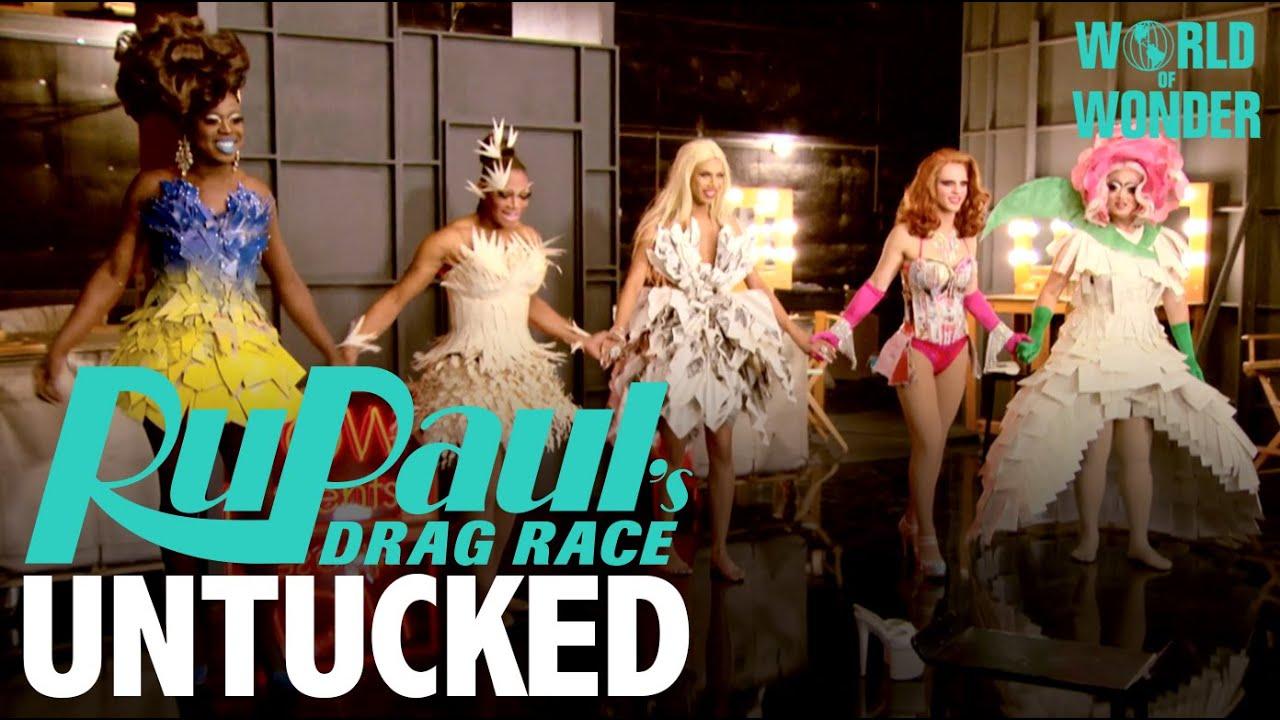 Rupaul drag race season 3 untucked online dating