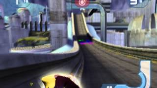 Wipeout Fusion (PLAYSTATION 2) Unlocked all