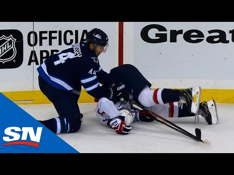 Should Josh Morrissey Be Suspended For His Hit and Slam On TJ Oshie?  HC at Noon