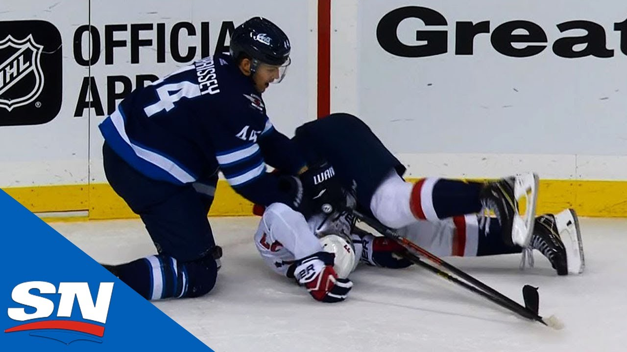 Should Josh Morrissey Be Suspended For His Hit and Slam On T.J. Oshie? | HC at Noon