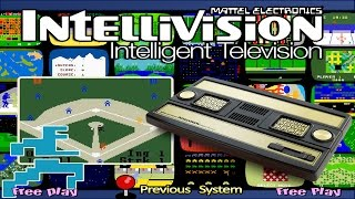 All Mattel Intellivision Gaṁes A to Z