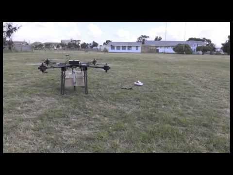 SDC Drones   Cargo X7 Drone