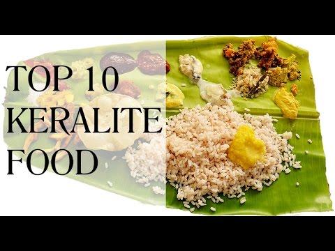 TOP 10 POPULAR KERALITE FOOD