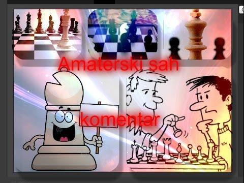 Amaterski šah komentar - FILIP NOVAK - ( br 36 ) # 745