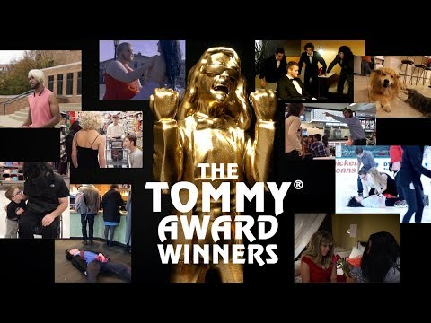 Download Youtube: The Disaster Artist | The Tommy® Award Winners | A24