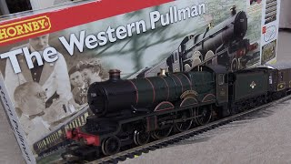 "Unboxing ""The Western Pullman"" set from Hornby"