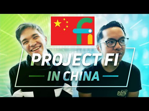 Using Project Fi in China: Say goodbye to VPNs - Android Authority