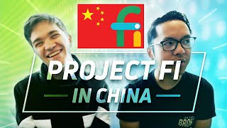 Using Project Fi in China: The secret to ditching the VPN
