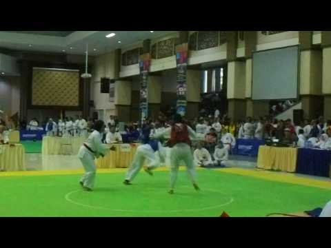 3 tendangan langsung KO - PDIC 2017