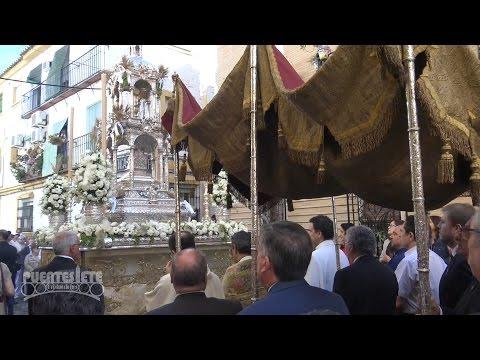 """""""Corpus Chico"""" de Triana. Corpus Christi 2016."""