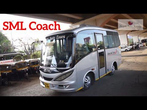 12 Seater SML Coach