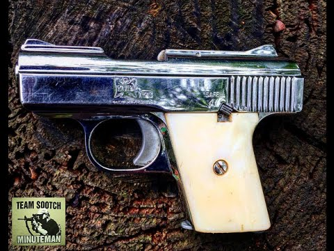 Raven MP-25 25 Auto pistol: Original Saturday Night Special
