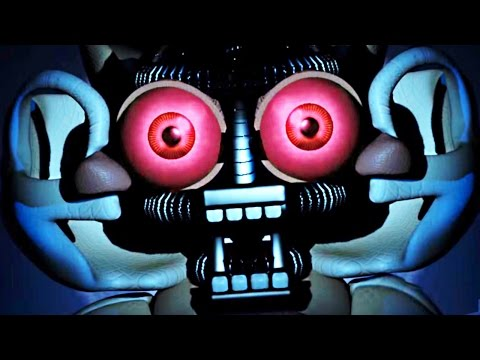 NEW JUMP SCARE SIMULATOR!? (Five Nights at Freddy's: Sister Location)