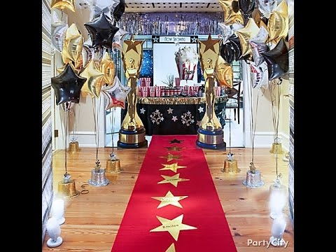 Audrey Hepburn as well Watch as well 4 Unique Ideas For Adult Birthday Celebration moreover Elegant Party Decoration Ideas furthermore 146. on oscar party decor ideas