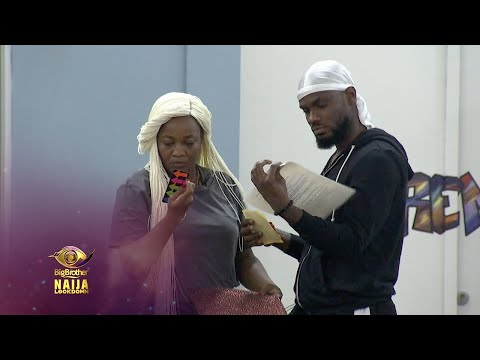 "<span class=""title"">Live Show: Week two in Biggie's Lockdown House 
