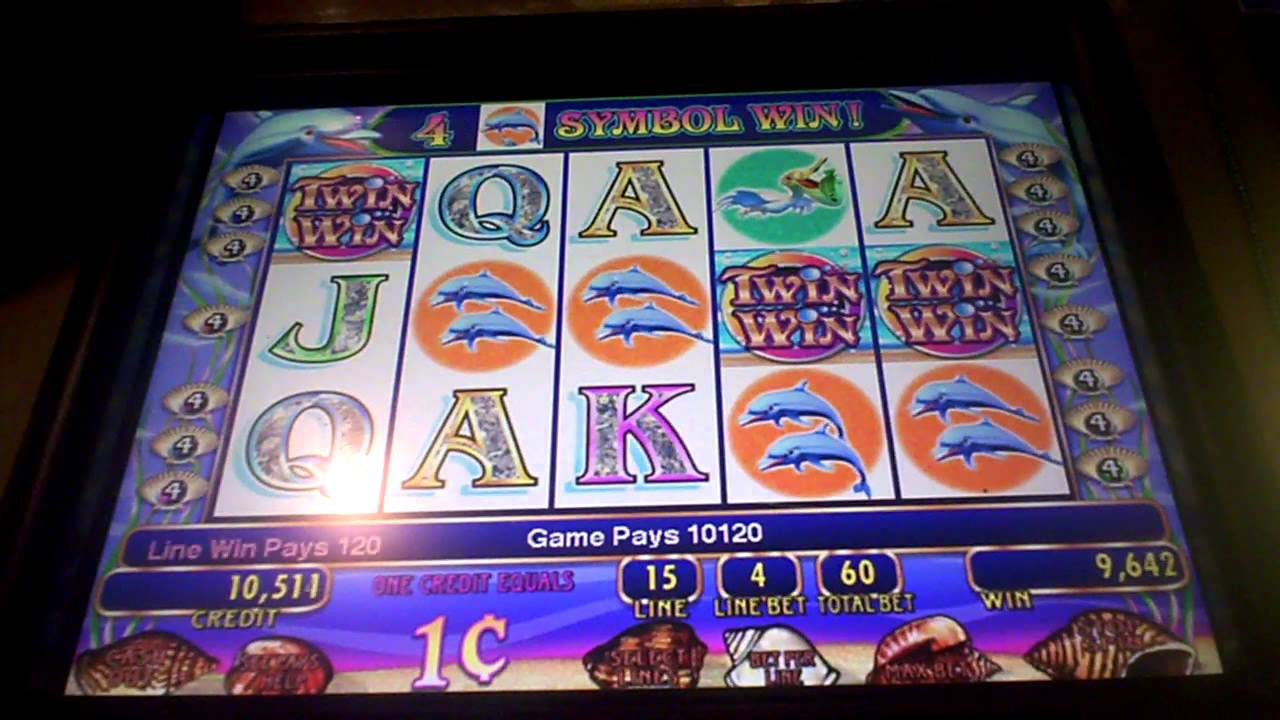how to win the slot machine
