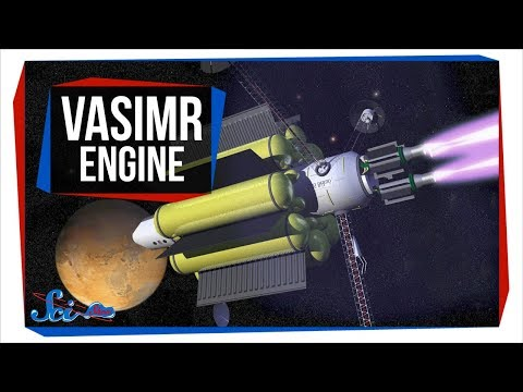 The VASIMR Engine: How to Get to Mars in 40 Days