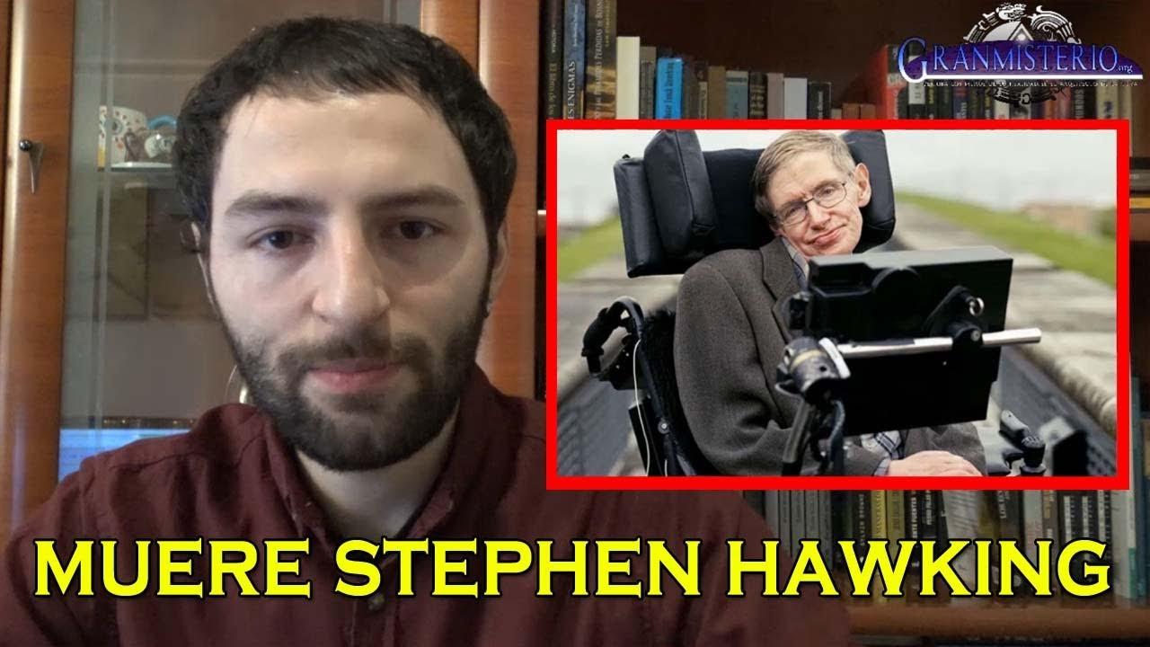 Muere Stephen Hawking a los 76 años de edad #1