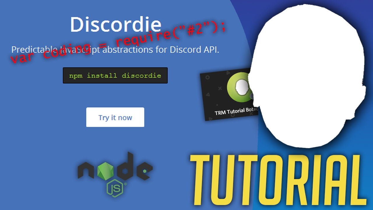 Making Your Bot Actually Do Something! | Discord Bot Tutorial (in  discordie) | #2