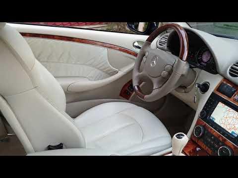 Mercedes-Benz CLK 2.7 Cdi 2005