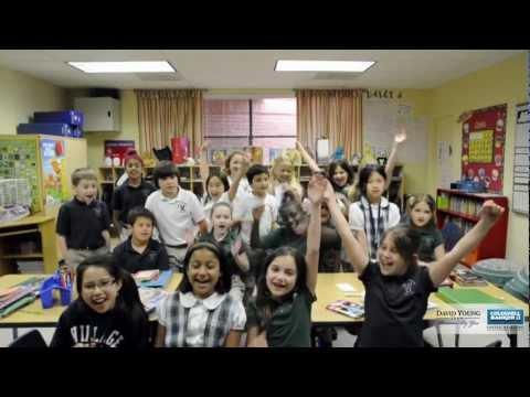The Village School - Miss Kelly's 3rd Grade Class - Q&A
