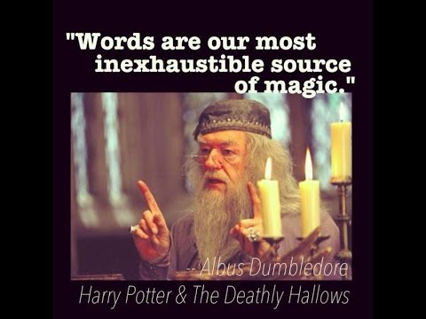 The Witch's Most Powerful Tool:  Words