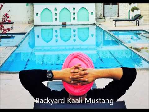 Backyard Kaali Mustang- HD
