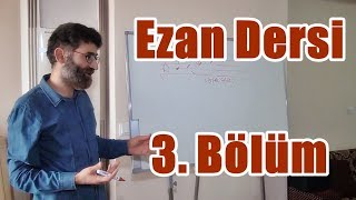 Rast Ezan Dersi 3. Bölüm - Mehmet ERARABACI (Doğru ve Yanlışlar)