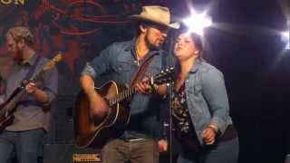 "The Black Lillies perform ""Smokestack Lady"" on The Texas Music Scene"