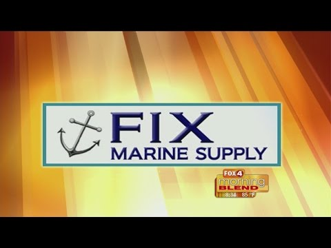Marine Minute - Fix Marine Supply: Inspect your boat lift-cables often 08/12/2015