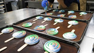 amazing baking and pastry master! Best 5 (cake, bread, meringue cookies, bagel) - korean street food