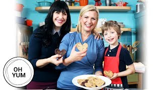 Anna and Friends Bake Her Famous Chocolate Chip Cookies...with a Twist!